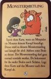 Munchkin Promokarte: Monstermietling