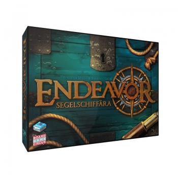 Endeavor: Segelschiffära (Grundspiel)
