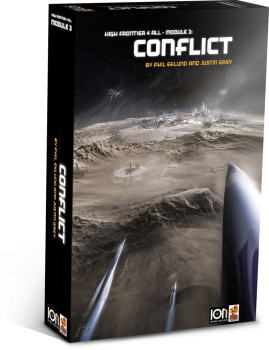 High Frontier 4 All - Modul 3 - Conflict