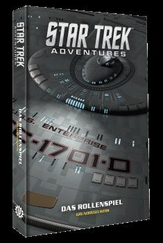 Star Trek Adventures - Grundregelwerk - limitiert