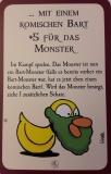 Munchkin Freibeuter Promokarte: Mit einem komischen Bart