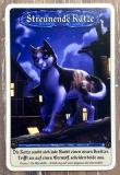 Werwölfe - Streunende Katze - Promokarte