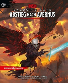 Dungeons & Dragons - Baldur's Gate: Abstieg nach Avernus - DE