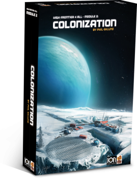 High Frontier 4 All - Modul 2 - Colonization