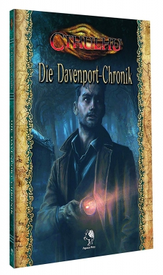 Cthulhu Die Davenport-Chronik (Softcover)