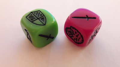Era of Tribes - Extra Dices