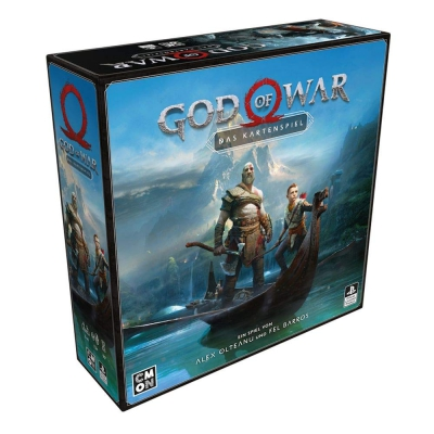 God of War - Das Kartenspiel
